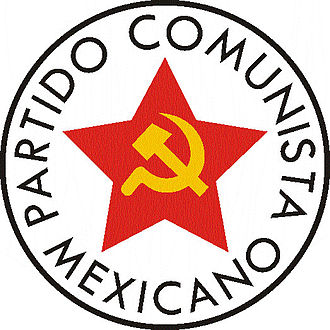Mexican Communist Party - Image: Logo PCM