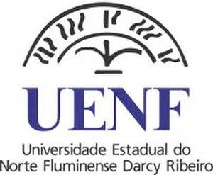 State University of Northern Rio de Janeiro - Image: Logotipo Uenf vertical