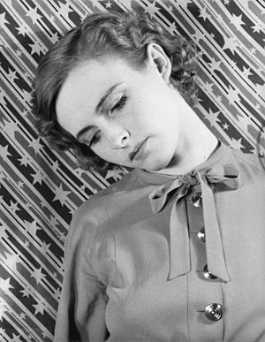 Lois Moran - Lois Moran (Carl Van Vechten photo, 1932)