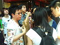 Lok Fu protested angry of The Link 01.JPG