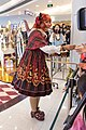 Lolita girl handing out candy to children at Ginza Mall Beijing (20201224180812).jpg
