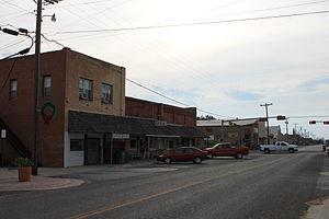 Lometa, Texas - Image: Lometa, Texas