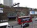 London Bridge Underground Station Entrance, London SE1 - geograph.org.uk - 1303666.jpg