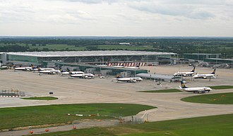 Essex - London Stansted Airport, in the north west of the county