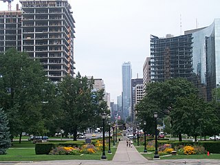 Queens Park (Toronto) urban park in Downtown Toronto, Ontario, Canada