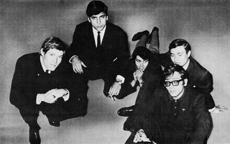 Los Bravos - Los Bravos in 1966