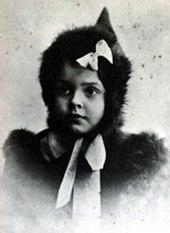 La figlia Jeanne Louise