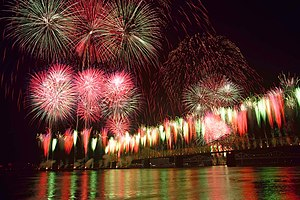 Louisville, Kentucky, Thunder over Louisville