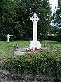Lower Chute - War Memorial - geograph.org.uk - 1381370.jpg