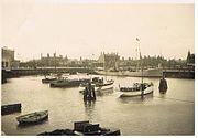 Lowestoft's Yacht Basin in 1929