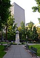 Lownsdale Square and Standard Insurance Center - Portland, Oregon (2017).jpg