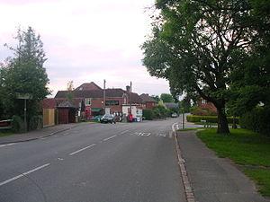 Loxwood - Image: Loxwood Street