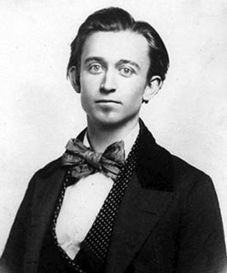 Lucius Frederick Hubbard - Hubbard in 1857.