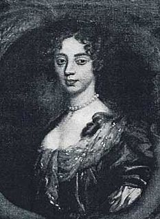 Lucy Walter mistress of King Charles II of England
