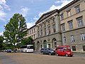 Ludovika főépülete (főbejárat) 2012-ben.JPG