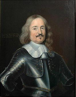 Lodewijk Filips in 1653