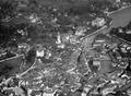 Luftaufnahme der Altstadt von Thun - CH-BAR - 3241379.tif