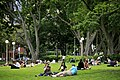 Lunchtime Crowd at Hyde Park (6604681881).jpg