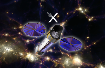 Lynx X-ray Observatory Spacecraft and Logo.png