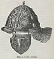 Mátyás király sisakja (Vasárnapi Ujság, 1867).PNG