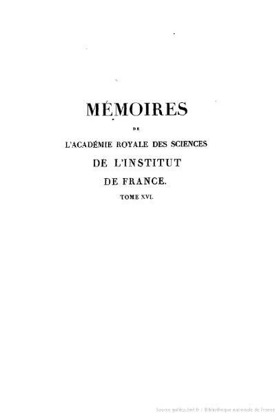 File:Mémoires de l'Académie des sciences, Tome 16.djvu