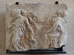 anonymous: Dancing Maenads