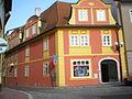 Měšťanský dům, Růžový kopeček 8, Cheb.JPG