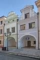 Měšťanský dům (Hradec Králové), Karla Tomana 44 a 45.JPG
