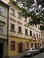 Měšťanský dům (Malá Strana), Praha 1, Nerudova 21, Malá Strana.JPG