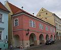 Městský dům - Traunovský dům (Hradčany), Praha 1, Loretánská, Úvoz 17, Hradčany.JPG