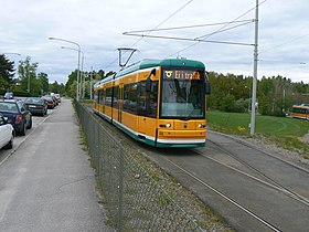 Image illustrative de l'article Tramway de Norrköping