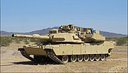 M1A1 Trophy Technology Demonstrator