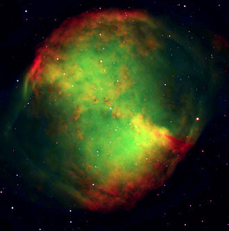 Vulpecula - The Dumbbell Nebula