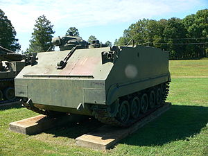 M59 armored personnel carrier - Image: M59 (APC) 3