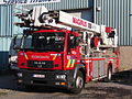 MAN, Magirus ALP 270, Fire Technics NV, Fire engine, Brandweer Antwerpen pic2.JPG