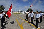 MINISTRO VALAKIVI ENTREGÓ MODERNA FLOTA DE 12 AERONAVES CANADIENSES TWIN OTTER DHC-6 SERIE 400 A LA FUERZA AÉREA DEL PERÚ (19403642850).jpg