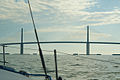 MSailing Away from the Sunshine Skyway Bridge.jpg