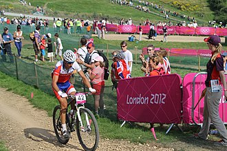 Costa Rica at the 2012 Summer Olympics - Paolo Montoya in men's cross-country race
