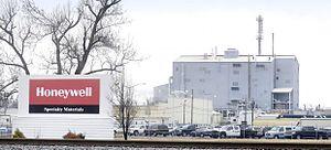Honeywell Uranium Hexafluoride Processing Facility - Honeywell Metropolis Works Facility in Metropolis, Illinois