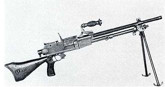 Type 96 light machine gun - Type 96 light machine gun (without magazine)