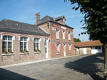 Machy, france, Somme, école.JPG