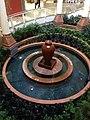 Macquarie Centre Clock Fountain.JPG