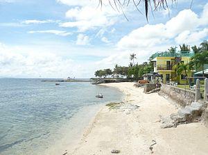 Mactan - Image: Mactan beach
