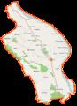 Magnuszew (gmina) location map.png