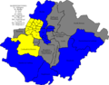 Maidstone 2010 election map.png