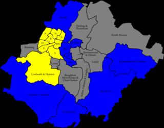 2010 Maidstone Borough Council election