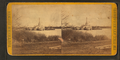 """Mailboat """"City of Hudson,"""" dispatch boat on James River, near Jones Landing, from Robert N. Dennis collection of stereoscopic views.png"""