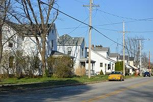 Phillipsburg, Ohio - West Main Street