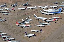 Cimetiere Avion Usa cimetière d'avions — wikipédia