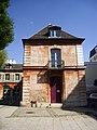 Maison natale de Delacroix, Saint-Maurice - Side View.jpg